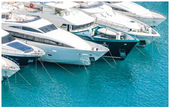 Boats, docks and marinas