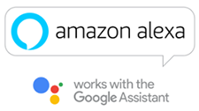 Amazon Alexa and Google Assistant
