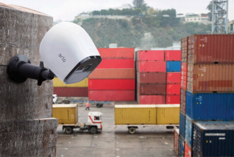 Arlo for Ports, Terminals, Warehouses & Container Yards